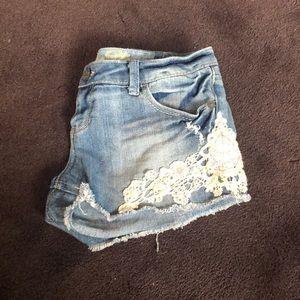 Super Cute Denim Shorts